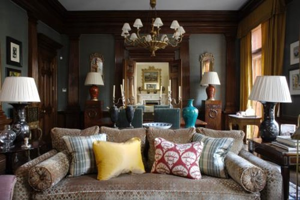 Interiors pearleandpiercehome for Eclectic decorating ideas for living rooms