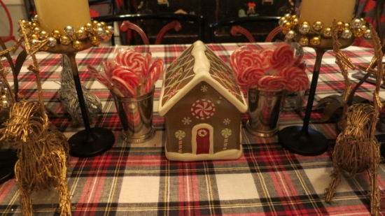 Christmas Table 2012