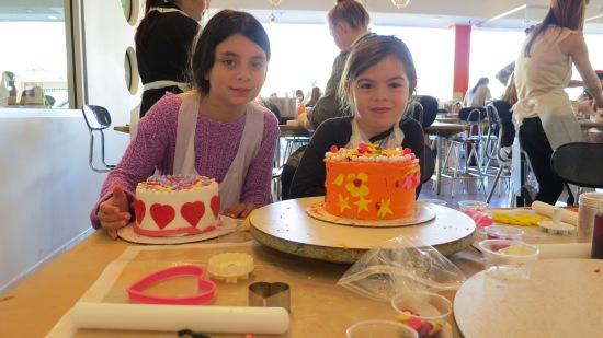 Sophia &Caroline