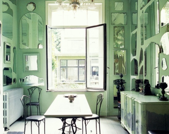 Pistachio Kitchen