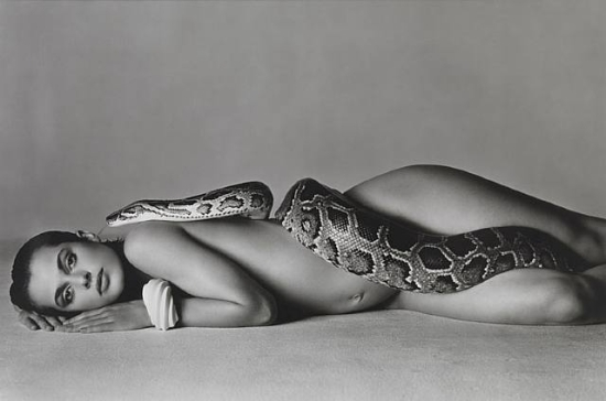 Natasha Kinski Snake