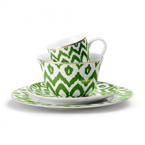 C Wonder Ikat Dinnerware