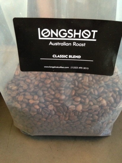 Long Shot Coffee Beans