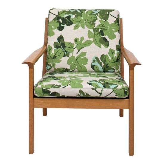 Peter Dunham Fig Leaf Chair