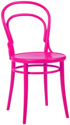 Hot Pink Thornet Chair
