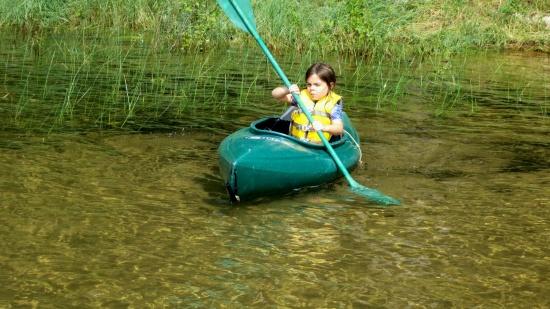 Caroline Kayak