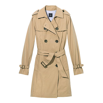 Gap-TrenchCoat